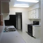 Kitchen Area - Refrigerator stays