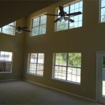 WOW!  So many beautiful windows to bring in all the natural ligh